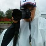 Undertecknad, som fotograf under DT09.