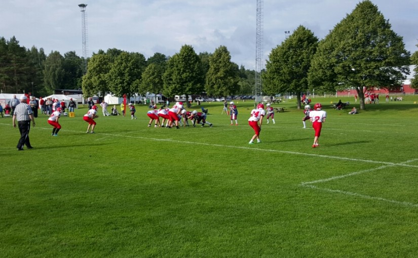 U13: TF-SD halvtid