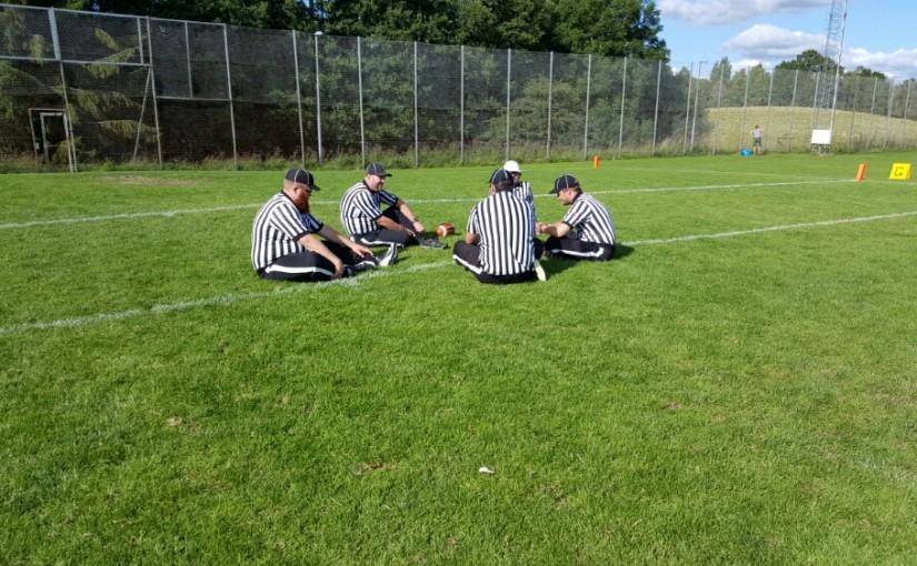 U17: TF-ÖBK halvtid